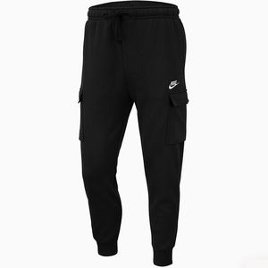 Big & Tall Nike Fleece Cargo Jogger Pants